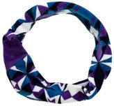 Emilio Pucci Abstract Stretch Headband