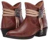 Ariat Circuit Sage (Dark Tan) Cowboy Boots
