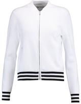 Autumn Cashmere Milano Cotton Bomber Jacket