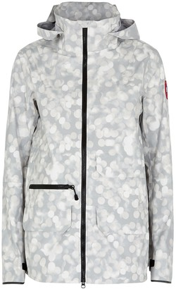 Canada Goose Pacifica printed Tri-Durance shell jacket