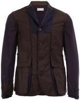 Kolor buttoned jacket