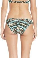 Women's The Bikini Lab Folk Up The Sun Bikini Bottoms