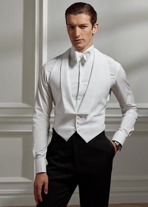 Ralph Lauren Cotton Pique Vest