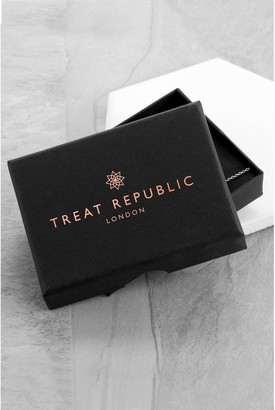 Treat Republic Personalised Statement Bar Necklace