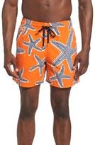 Vilebrequin Men's 'Moorea - Starfish' Swim Trunks