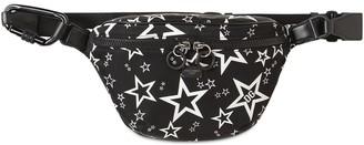 Dolce & Gabbana Star Print Nylon Belt Bag