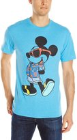 Disney Men's Summertime Mickey T-Shirt