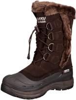 Baffin womens BM3427 Coremic Ridge Mid Hiking Boot Black 7 M US