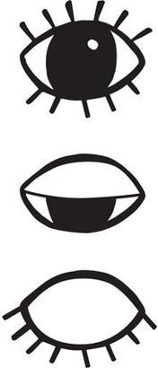 WallPops! WallPops Eyes For You Wall Art Kit
