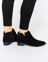 Miss KG Metal Trim Flat Boots