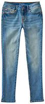 P.s. From Aeropostale Aeropostale Kids Ps Girls' Light Wash Core Jegging Slim Blue