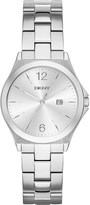 DKNY NY2365 Parsons stainless steel watch