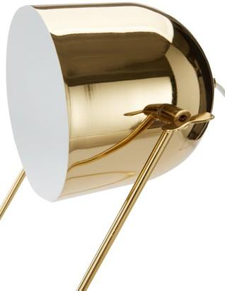Eden Metal Desk Lamp - Gold