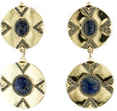 House Of Harlow Crystal Drop Earrings