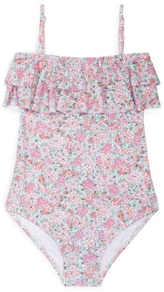 Melissa Odabash Kids Baby Ivy Ditsy Floral Swimsuit