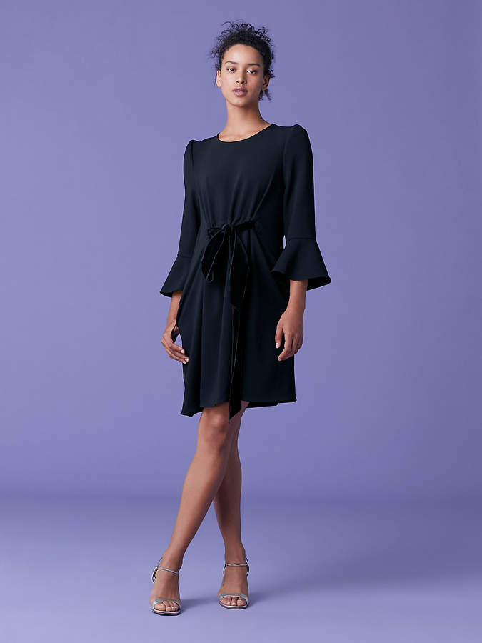 78eccf51146 Augustine Front Tie Dress