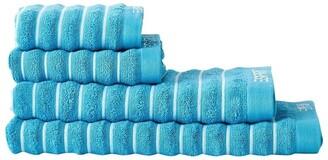 Esprit Seville Bath Towel Range Aqua Bath