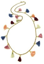 Ben-Amun Venetian Breeze Tassel Necklace
