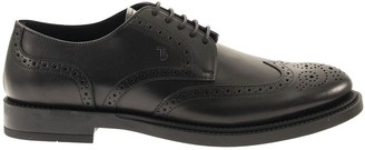 Tod's Tods Derby Shoes Leather