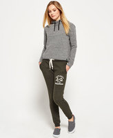 Superdry Applique Slim Cuffed Sweatpants