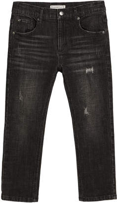 Appaman Slim Leg Distressed Denim Jeans, Size 2-14