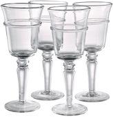 Artland Juniper 4-pc. Goblet Set