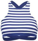 MICHAEL Michael Kors Bikini top dark azurite