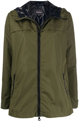 Duvetica hooded lightweight jacket