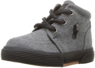 Polo Ralph Lauren Kids Boys' Faxon II MID Sneaker