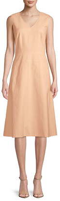 Lafayette 148 New York Emlia Sleeveless Day Dress