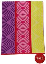 Downland Swirls & Shells Beach Towel