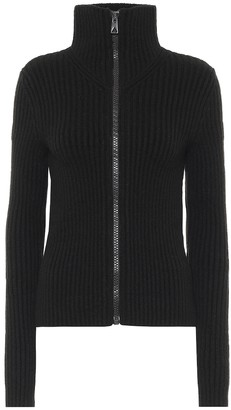 Bottega Veneta Ribbed wool-blend cardigan