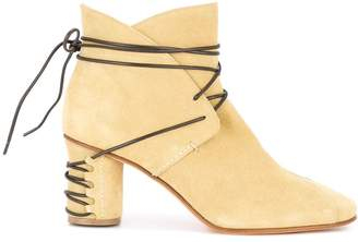 J.W.Anderson wrap-around boots