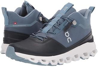 On Cloud Hi (Dust/Eclipse) Women's Running Shoes