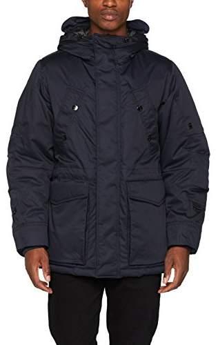 G Star Men's Whistler Twill HDD Short Jacket, (Mazarine Blue 4213)