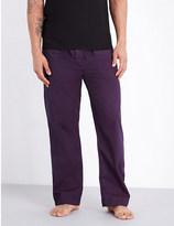 Derek Rose Nelson cotton pyjama bottoms