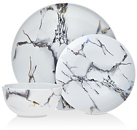 Godinger Rayo 18-Piece Dinnerware Set - 100% Exclusive