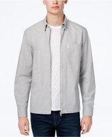 Ben Sherman Men's Full-Zip Shirt Jacket