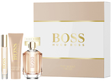 HUGO BOSS BOSS The Scent For Her 50ml Eau de Parfum Fragrance Gift Set