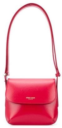 Giorgio Armani Logo Shoulder Bag