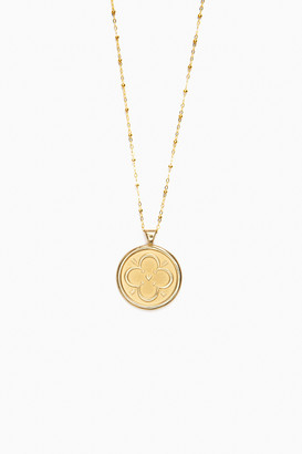 Jane Winchester Gold Love Original Pendant