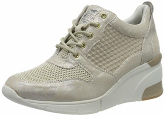 Mustang 1303-302-480 Womens Low-Top Sneakers