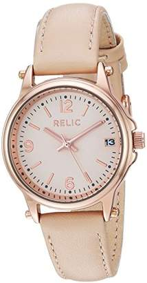 Fossil Relic by Women's Matilda Quartz Metal and Leather Casual Watch