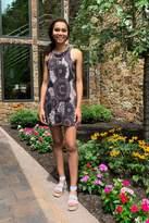 Veronica M Print Racerback Tank Dress