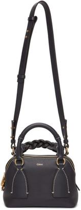 Chloé Black Small Daria Bag