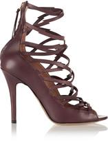 Isabel Marant Paw leather sandals