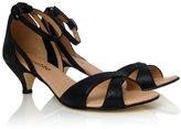 Repetto Juliet Kitten Heel - Black