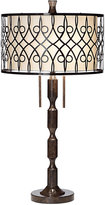 Kathy Ireland home by Pacific Coast Estilo Clasico Table Lamp