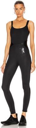 Dundas for FWRD All in One Bodysuit in Black   FWRD