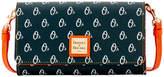 Dooney & Bourke Baltimore Orioles Daphne Crossbody Wallet